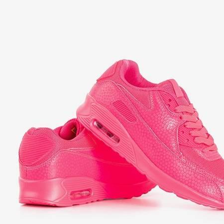 Allur fuchsia women's sports shoes - shoes