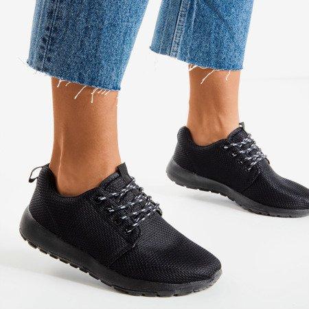 Black Elie women's sports shoes - Footwear 1