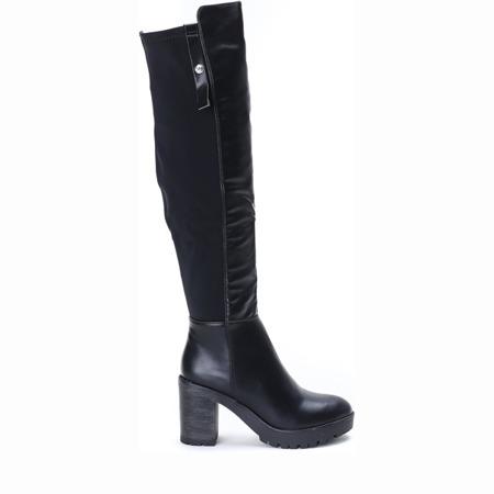 Black Majana boots - Footwear