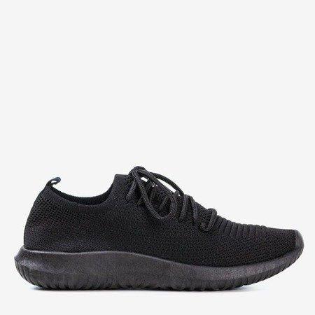 Black Noven women's sports shoes - Footwear 1