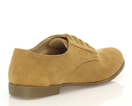 Brown lace-up shoes from Milbenga - Footwear
