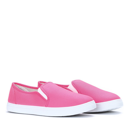Budona pink sports sneakers - Footwear 1