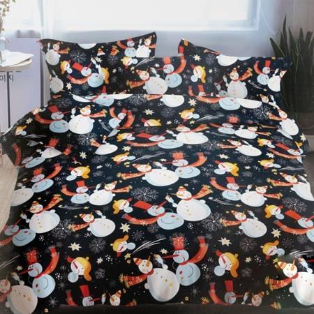 Christmas bedding set 160x200 4-pieces - bed linen