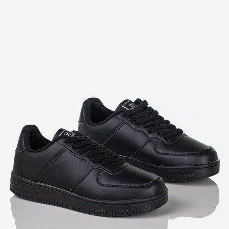 Fissane black women's sports shoes - Footwear