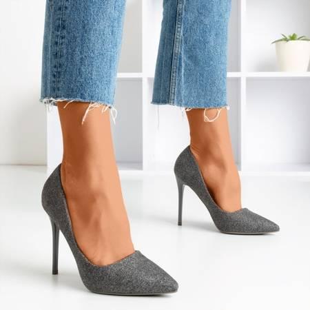 Gray Seqea women's high heels - Shoes 1