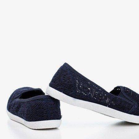 Izmailla navy lace sneakers - Footwear