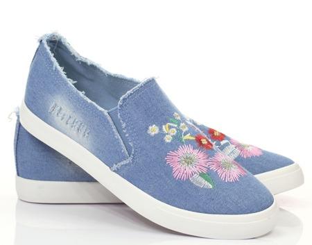 Liquasa blue sneakers - Footwear