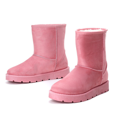 Pink insulated snow boots Nani - Footwear
