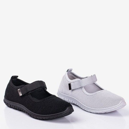 Tassiana gray women's sports shoes - Footwear